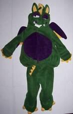OLD NAVY 2 pc GREEN DRAGON Costume 12-24 mo 12 18 24 Halloween NWT