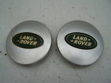 Land Rover Freelander Wheel centre caps (2000-2003)