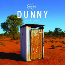 2020 Our Australia Dunny Square Wall Calendar by Paper Pocket 16948