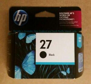 HP 27 Black Ink Cartridge New never been opened