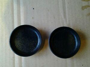 ford recaro wheel centers