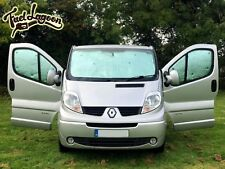 Thermal Window Blind 3 set Camper Van Will Fit Vivaro Vauxhall Renault Trafic