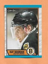 RAY BORQUE O-PEE-CHEE 1989 CARD # 110