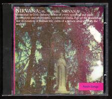 NIRVANA CD PORCH SONGS - BGS 005 ITA