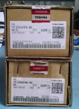 Genuine Toshiba 2SK246BL/2SJ103BL med transconductance JFET complimentary pair