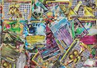 Lot of 5 REAL ULTRA RARES Pokemon Cards EX's GX's Break's NO HOLOS NO FAKES!