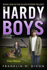 Killer Mission: Book One in the Killer Mystery Trilogy (Hardy Boys:-ExLibrary