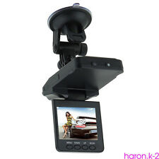 "HD Portable DVR with 2.5"" TFT LCD Screen Recorder Vehicle Backup Car Camera 270°"