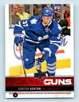 2012-13 Upper Deck Young Guns Carter Ashton Rookie . #247