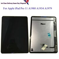 "iPad Pro 11"" 2018 A1980 A2013 A1934 A1979 LCD Screen Touch Digitizer Display uk"