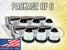 CHAMP AIR FILTER AF1615 FORD E150 F150 F250 MUSTANG - PACKAGE OF 6 - MADE IN USA