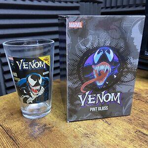 Marvel Comics Officially Licensed VENOM Pint Glass Culturefly Spider-Man Villain