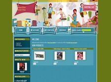 PREMIUM ECOMMERCE ONLINE WOMEN'S MEN'S CLOTHING SHOP STORE SHOPPING CART WEBSITE