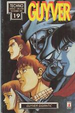 manga STAR COMICS GUYVER numero 19