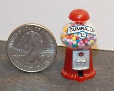 Dollhouse Miniature Store Gumballs Dispenser Machine 1:12 E69 Dollys Gallery