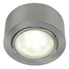 LED Einbauleuchte Aufbauleuchte Mercur Nordlux Stahl geb. 1,2W Unterbauleuchte