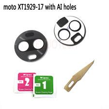 Rear Back Camera Cover Lens Motorola Moto Z3 XT1929-17 Verizon Replacement Black
