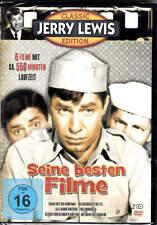 Jerry Lewis Edition - Seine besten Filme /  6 Filme auf 2 DVD neu
