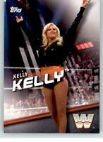 2016 WWE Divas Revolution #10 Kelly Kelly
