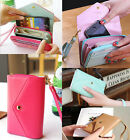 Multipurpose Card Coin Wallet Phone Case Purse For Iphone 4 4s 5 Galaxy s3 s4