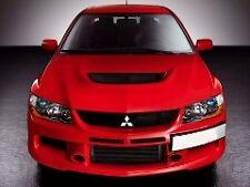 Paraurti Anteriore / Front Bumper Mitsubishi LANCER EVO 8 / 9 replica in VTR