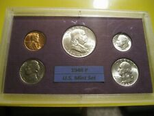 1948 P US Mint Set Brilliant Uncirculated!