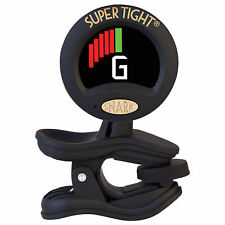 NEW SNARK ST-8 SUPER TIGHT CLIP-ON TUNER FOR ALL INSTRUMENTS WITH FREE BATTERY