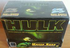 X8 Mazzo Carte Gioco Cofanetto Hulk Base Navale Deserto Marvel Laboratori Atheon