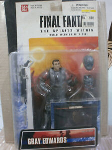 Final Fantasy The Spirits Within - Gray Edwards Action Figure