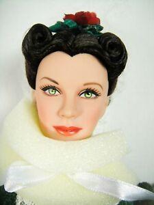 """2011 CHRISTMAS 1863 16"""" Scarlett O'Hara GWTW Fashion Doll Tonner LE 300"""