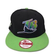 Tampa Bay Rays New Era Snapback 9FIFTY Cooperstown Collection Hat OSFA 20428291