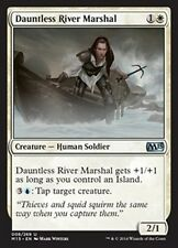 MTG Magic M15 - (4x) Dauntless River Marshal/Maréchale fluviale..., English/VO