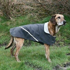 Trixie Hundemantel Metz Gr. XS - Bauch 30-40 cm, Rückenlänge 30 cm