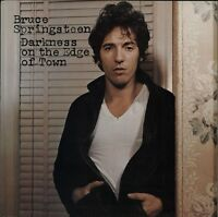 BRUCE SPRINGSTEEN Darkness On The Edge Of Town UK VINYL LP EXCELLENT CONDITION A