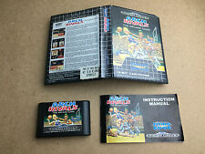 Arco rivales-SEGA Mega Drive (probado/trabajo) UK PAL