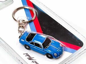 Z Models Alpine A110 Keyring, Roughly OO Scale, Ideal For Model Railways