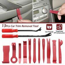 13Pcs Car Trim Removal Tool Kit Door Panel Auto Dashboard Plastic Interior Set