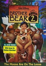 Walt Disney Brother Bear 2 (DVD, 2006) BRAND NEW FACTORY SEALED