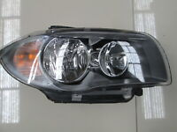 Genuine 2010 BMW E87 118d 1Series ,2006-2010 Right Front Head Light 7249652