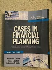 Cases In Financial Planning Analysis And Presentation 1st Edition Dalton