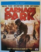 Carnage Park Blu-ray w/Slipcover (2016 - Scream Factory) ~ Alan Ruck, IFC