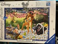 Ravensburger Disney Collector's Series Bambi Jigsaw Puzzle 1000 Pieces new