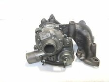 Turbocharger Toyota Yaris 1,4 D-4D (2001- ) 55 Kw 17201-33010 17201-33020