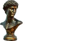 Design Adam  Büste Figur Statue Skulptur Skulpturen Figuren Dekoration 2014 Neu