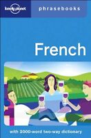 French: Lonely Planet Phrasebook By Michael Janes,Lonely Planet .9781864501520