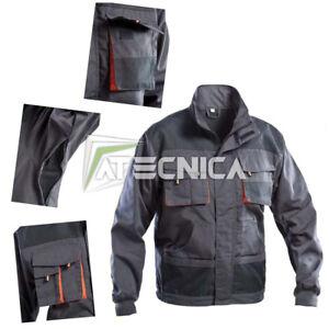 Jacke Mehr Taschen von der Arbeit aerre liberty 2 Jacke aus Stoff Technisch