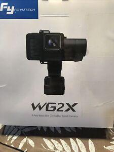 FeiyuTech WG2X 3-Axis Wearable Gimbal Stabilizer Mount for GoPro HERO 8 7 6 5