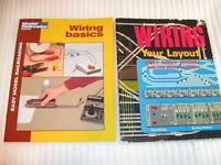 Model Railroader Wiring Basics &Atlas Wiring Your Layout Books