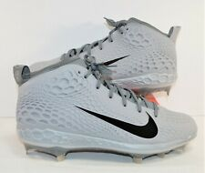 Nike Force Zoom Trout 5 Cool & Wolf Grey Baseball Cleats Sz 11.5 New Ah3373 001