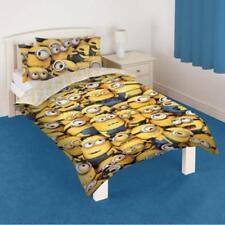 Juegos de fundas nórdicas microfibra con funda de almohada para niños
